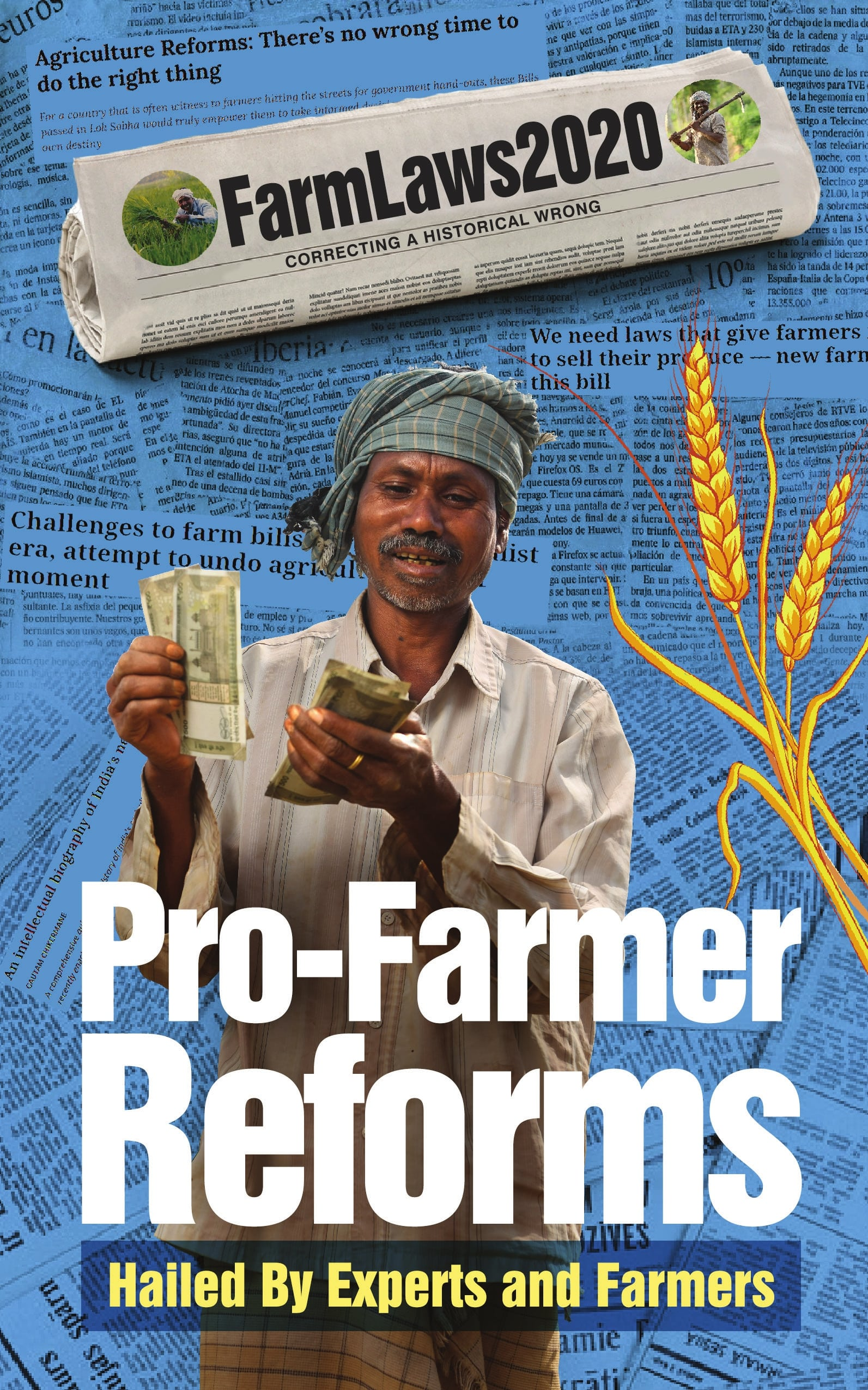 Articles on Farm Laws