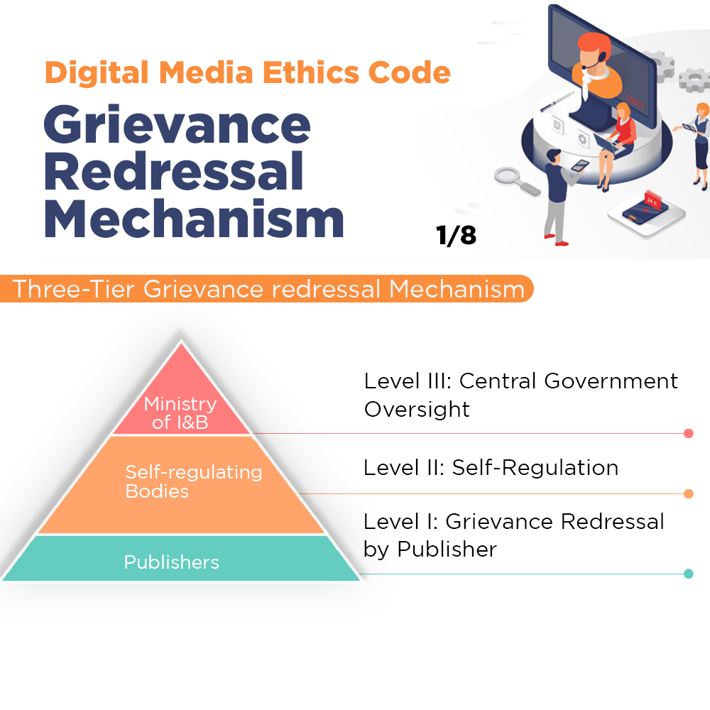 Government notifies Information Technology (Intermediary Guidelines and Digital Media Ethics Code) Rules 2021